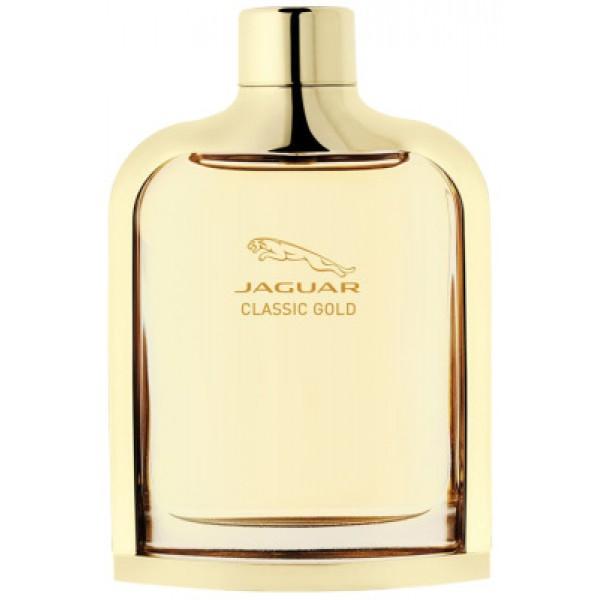 Jaguar Classic Gold for Men - 100ml - EDT