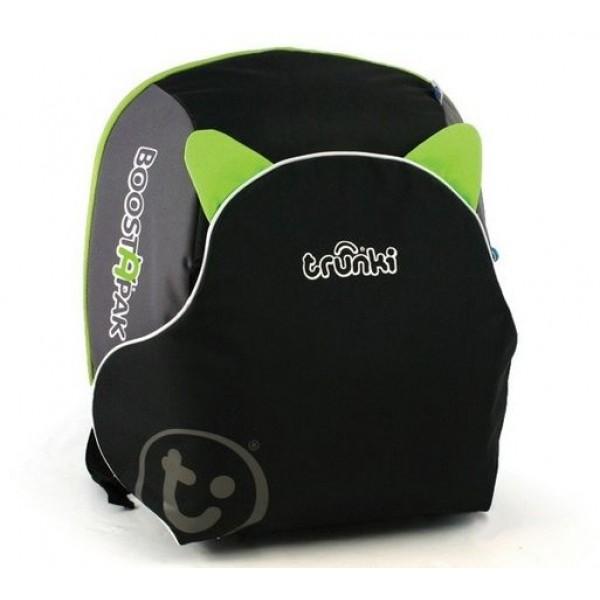 BoostApak Travel Pack - Black and Green