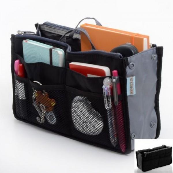 الحقيبة المنظمة السوداء