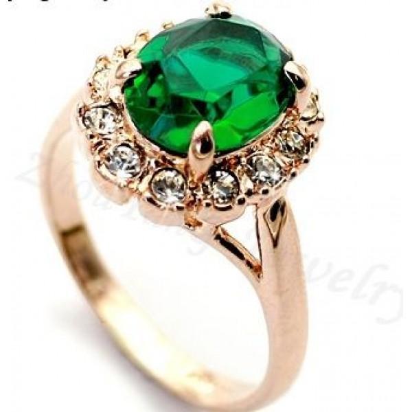 خاتم الزمردة الخضراء