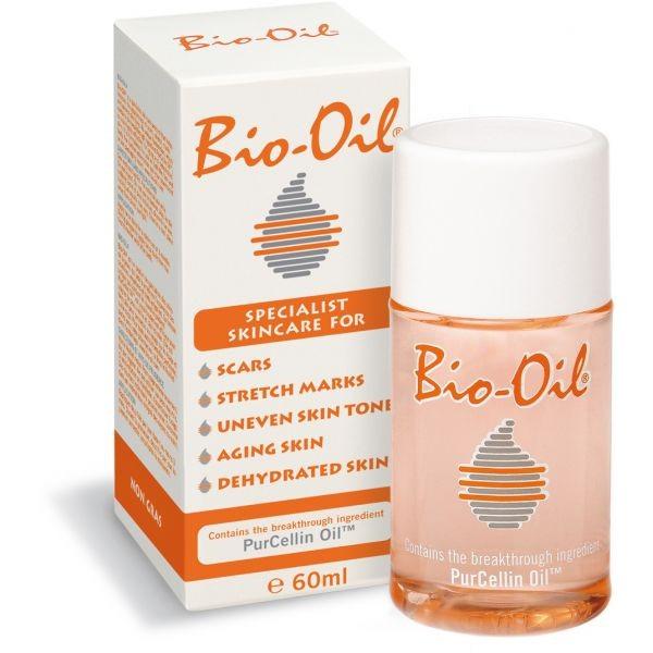 Bio Oil زيت بيو اويل لعلاج الندوب وعلامات التمدد بالجسم