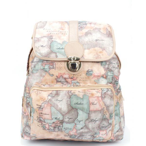 ALWAN - حقيبة ظهر مدرسية للأطفال - ملون 002