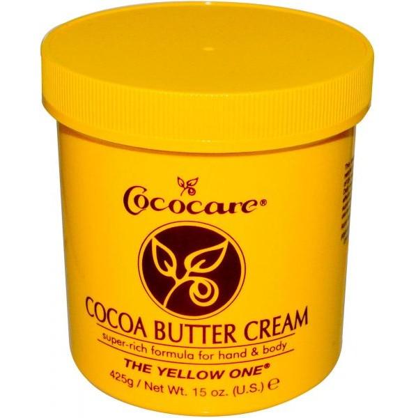 زبدة الكاكاو - لتوحيد لون البشرة وإزالة التشققات