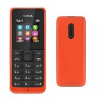 Nokia 105 - Bright Red