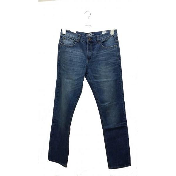 جينزات جيوردانو الرجالية ( نيلي فاتح ، مقاس 36 )