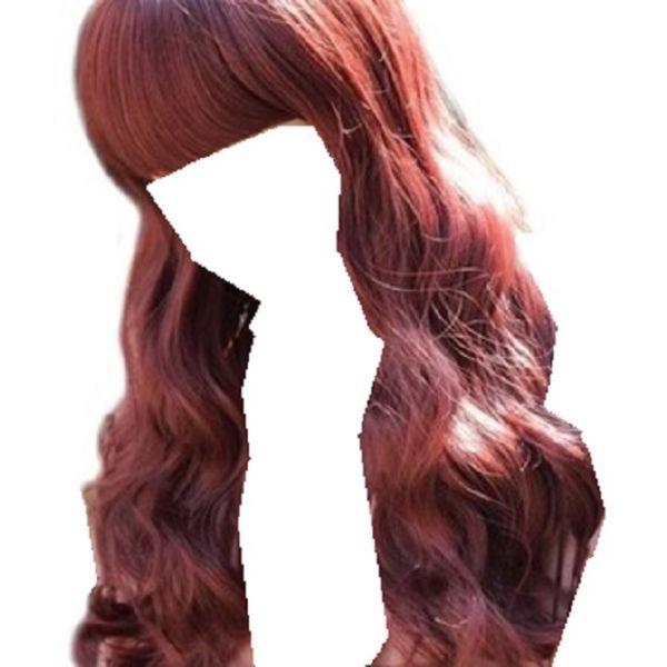 باروكة شعر مستعار نسائي طويل