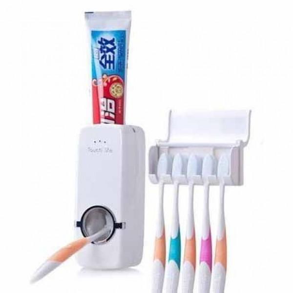 حامل فرش الأسنان