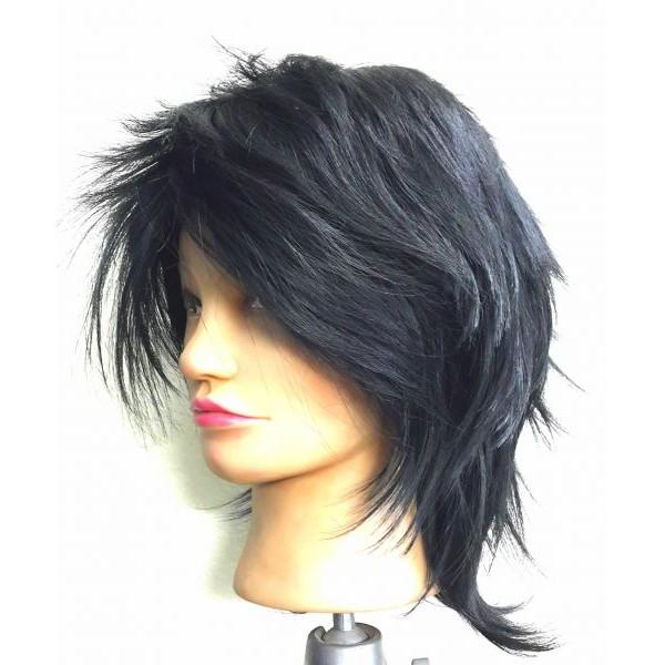 باروكة شعر مستعار قصير