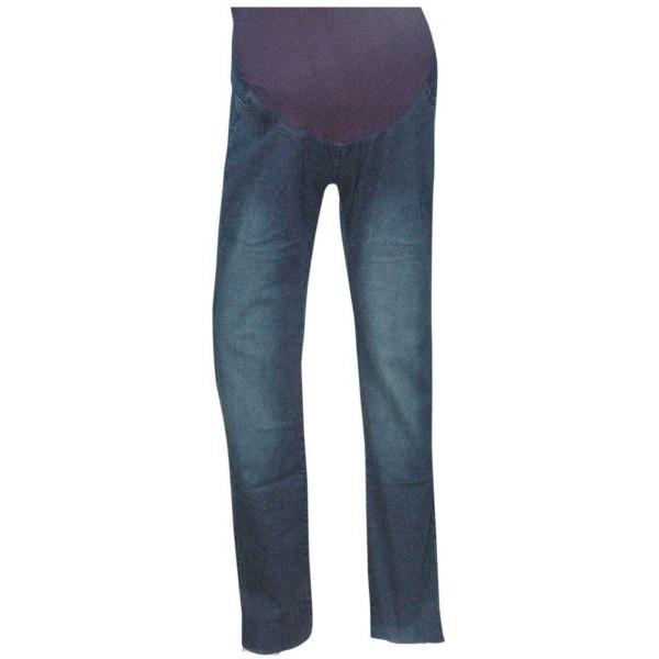 جينز للنساء الحوامل من لا سيجال- أزرق, مقاس 38