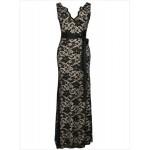 فستان سهرة طويل - مقاس small - medium