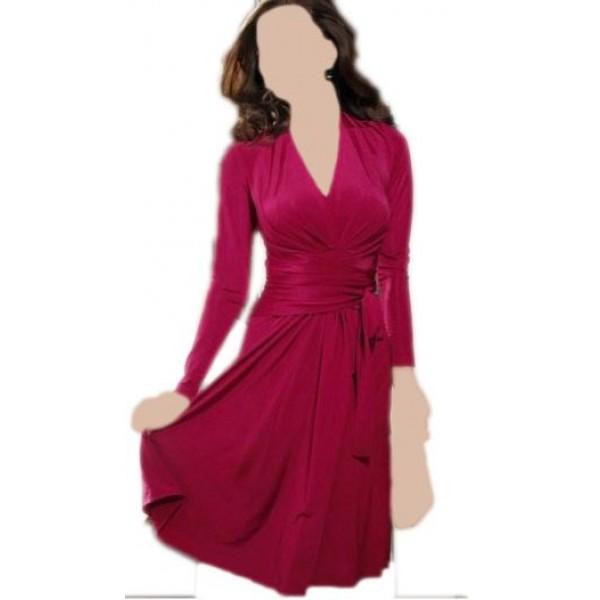 فستان نسائي قصير مقاس M
