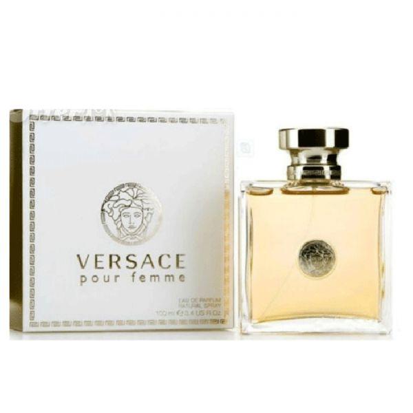 Versace Pour Femme Eau De Parfum Spray 100ml