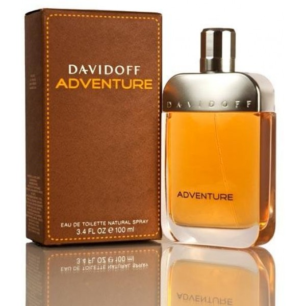 Davidoff Adventure for Men -100 ml, Eau de Toilette