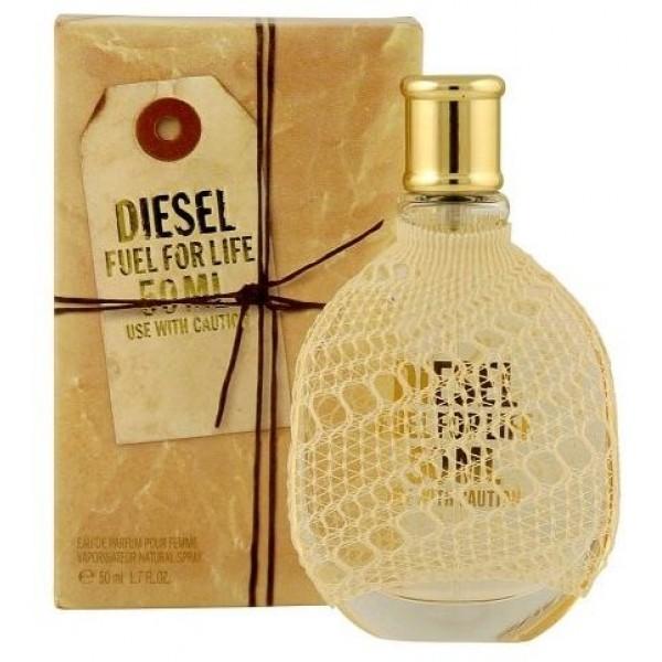 ديزيل فول فور لايف للنساء -أو دى بارفان -Eau de Parfum-،50 مل-