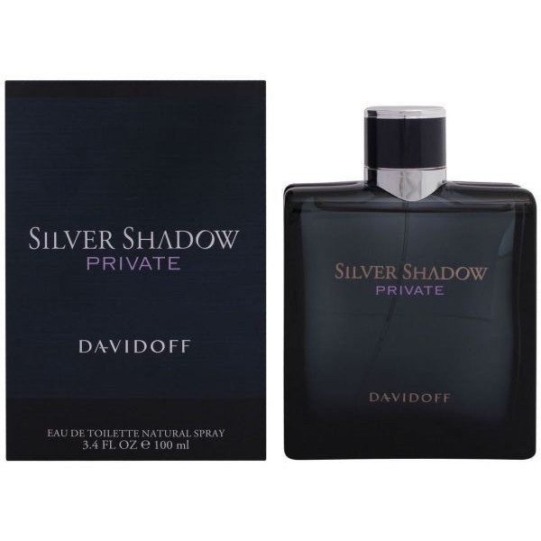 Davidoff Silver Shadow Private for Men -Eau De Toilette, 100 ML-