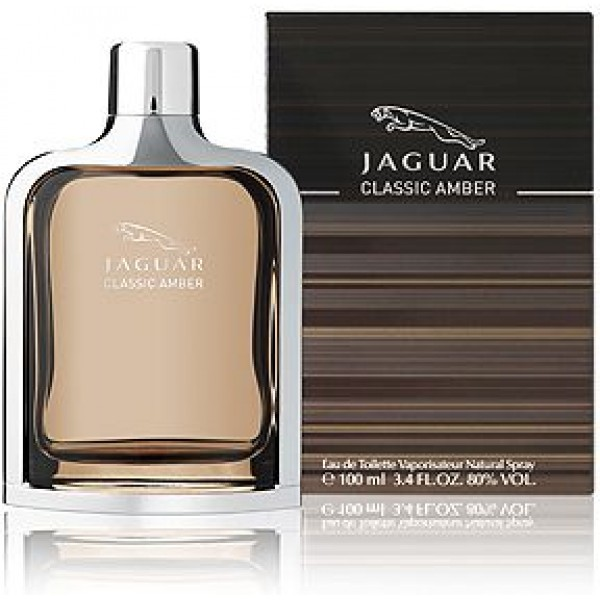 JAGUAR CLASSIC - AMBER