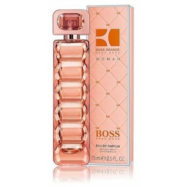 Boss Orange by Hugo Boss for Women -75ml, Eau de Parfum-