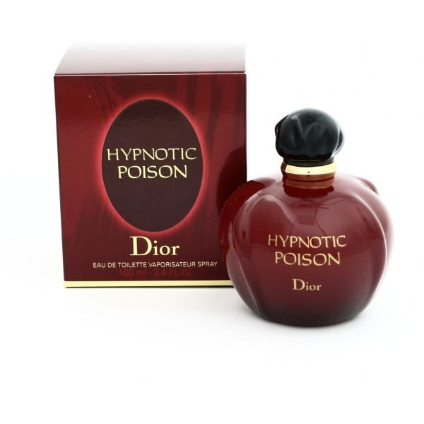 Christian Dior Hypnotic Poison for Women -100 Ml, Eau De Toilette