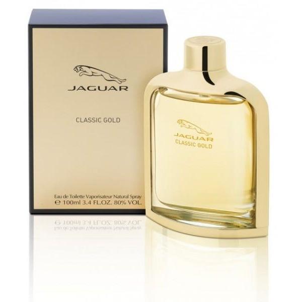 Jaguar Classic Gold جاغوار كلاسيك جولد 100 ملي