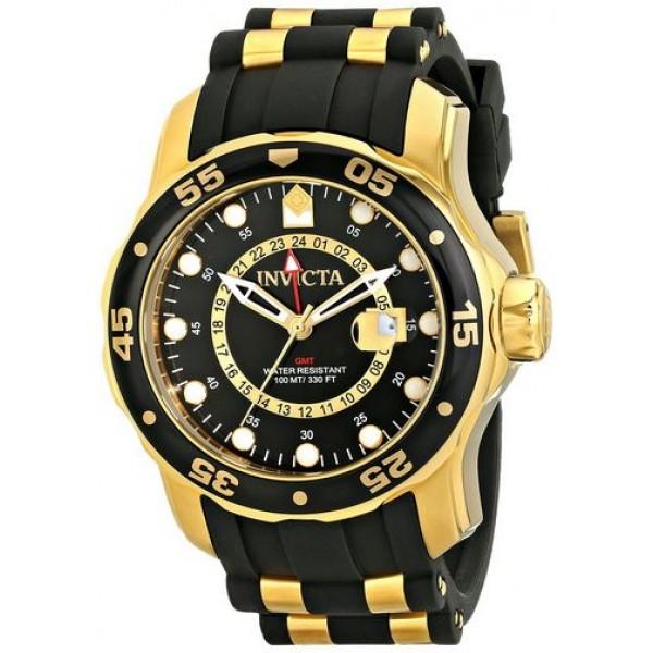 ساعة انفيكتا برو دايفر للرجال - رياضية بسوار من البولي يوريثان - 6991