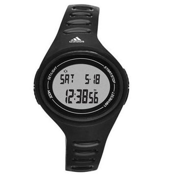 ساعة اديداس اديزيرو ميد رقمية لكلا الجنسين بسوار من الاكريليك - ADP6109