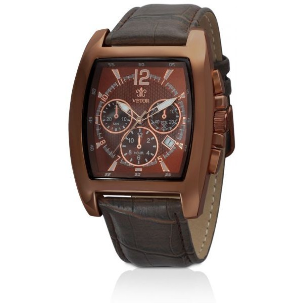 ساعة فيتور الرجالية VT168060M0