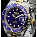 Invicta Men 8928OB Pro Diver 23k Gold-Plated and Stainless Steel Two-Tone Automatic Watch