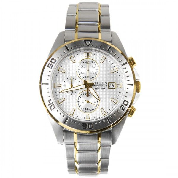 Citizen AN3464-55A Chronograph for Men ‫(Analog, Dress Watch)