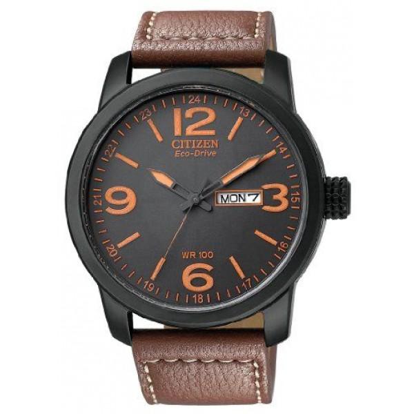 Citizen BM8475-26E Mens Digital Stainless Steel Watch