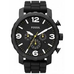 a2603d52f ساعة فوسيل رجالي Fossil Men's Watch JR1425