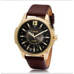 Curren Men Watches Analog Quartz Dress Men's Watch with Leather Strap Man Clock boys Wristwatches