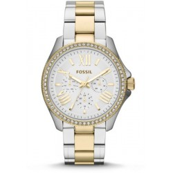 588070755 Cecile Multifunction Stainless Steel Watch - Two-Tone
