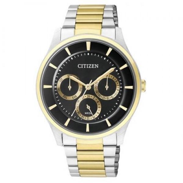 ساعة سيتيزن AG8354-53E للرجال – رسمية، بعقارب