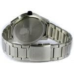 Citizen Men's Black Dial Stainless Steel Band Watch - BI1061-50E